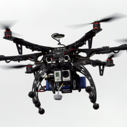 flights over populated areas and help speed the introduction of package delivery drones and other uses not yet possible, The Associated Press has learned. (AP Photo/Rick Bowmer, File)