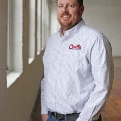 Brad Stout of Coutts Bros. says weekly meetings help assess and insure safety.