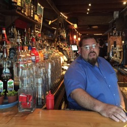 "Jeff Dalbec, tending bar at Brian Boru Wednesday, went to Pirates games with his father as a boy, and says he drank out of the Calder Cup when the team won the trophy in 1994. asdf;lkj;lkj .... Jeff Dalbec says he has been a Portland Pirates hockey fan for a long time. He remembers drinking from the Calder Cup after the team won the championship  in 1994. Dalbec, who was tending bar at Brian Borus Wednesday afternoon, said the news the team is leaving Portland is disheartening. ""The thing that is really disappointing to me is that we just spent millions of dollars renovating that facility and now the team just turns around and walks away. It's a shame to see Maine without a hockey team."""