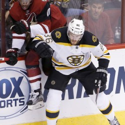 Defenseman Kevan Miller and the Boston Bruins agreed on a four-year contract extension. The new deal, announced Tuesday, runs through the 2019-20 season.