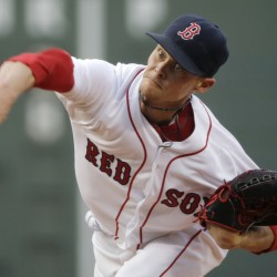 Boston's hopes of coming back from a 2-0 series deficit against the Cleveland Indians depends first on Clay Buchholz, who starts Game 3 on Monday.