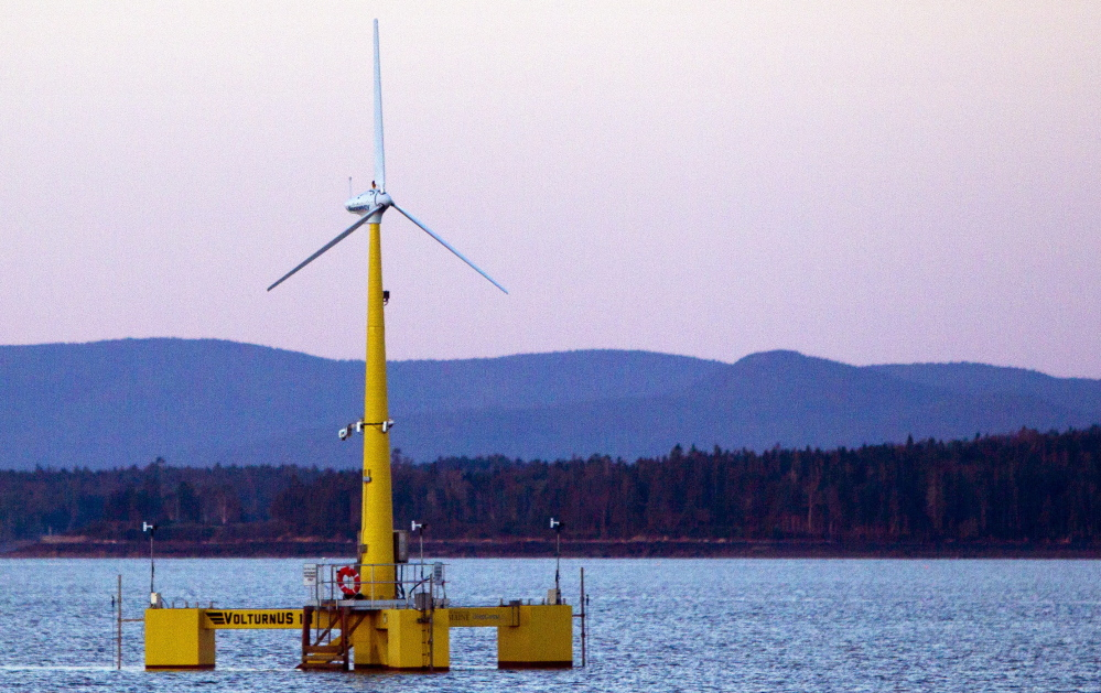 Our View: Ocean wind progress a welcome development - The ...
