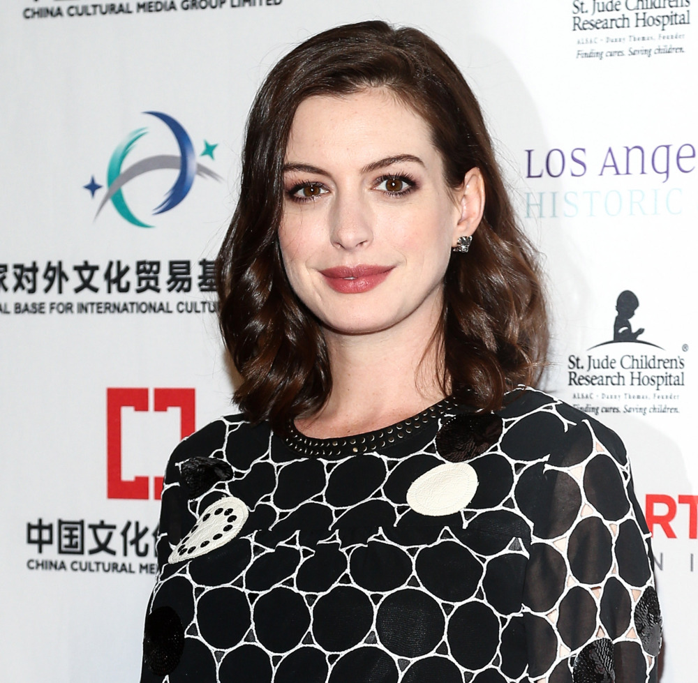 Anne Hathaway To Promote Gender Equality For U.N. Agency