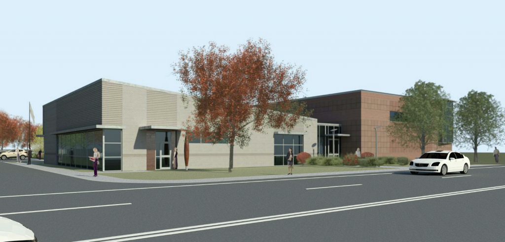Jewish alliance starts construction of new campus on outer for Southern maine motors service
