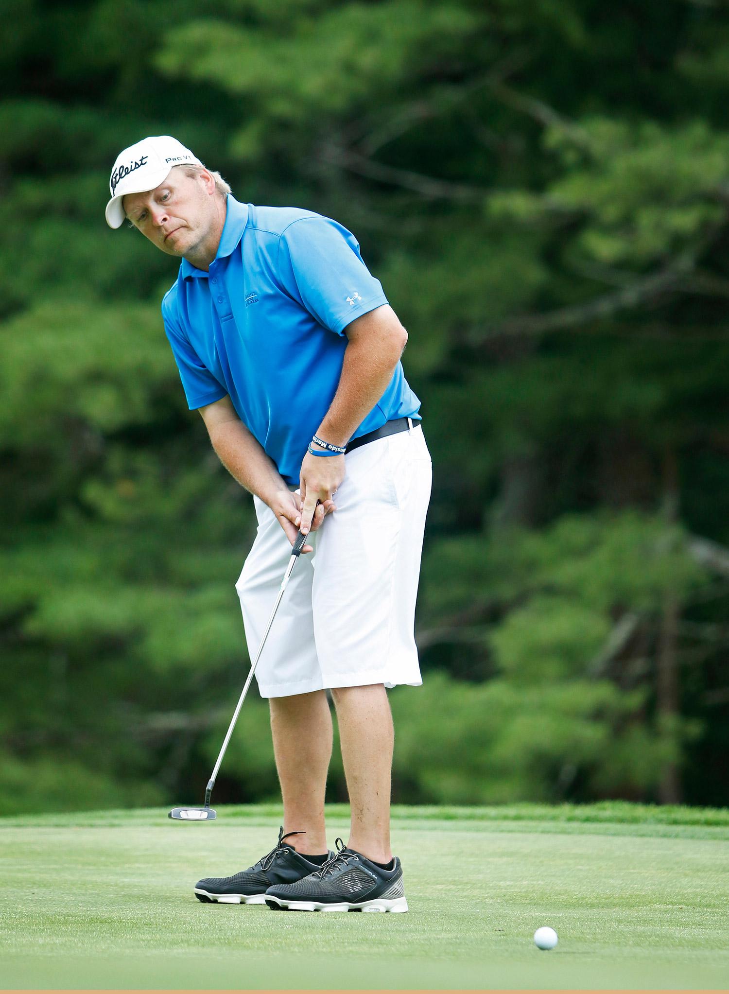 Baker amateur golf tournament