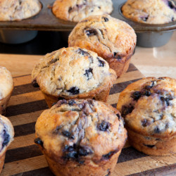 As great as blueberries are in their raw state, it's in baked goods that blueberries really come into their own, releasing some of their flavorful juices and contributing their gorgeous color to pies, muffins, cobblers, cakes, quick breads and pancakes.