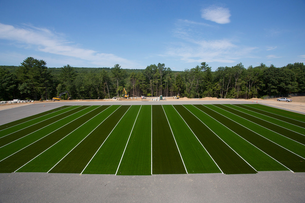 For Maine school officials, artificial turf presents real ...