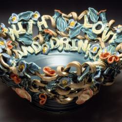 Ceramic by Lucy Breslin