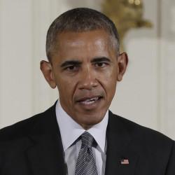 President Barack Obama speaks in the East Room of the White House in September.  (AP Photo/Carolyn Kaster, File)