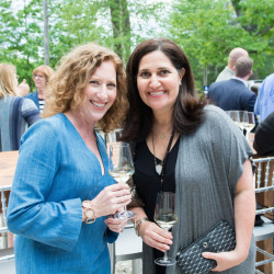 New owners Gabrielle Garofalo, left, and Stefanie Manning are putting their own stamp on Harvest on the Harbor.