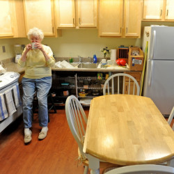 Nearly 10,000 people are waiting for affordable senior housing in Maine, but only 39 units have come online this year. Waiting for a place to live can have terrible effects on a senior's health and well-being.
