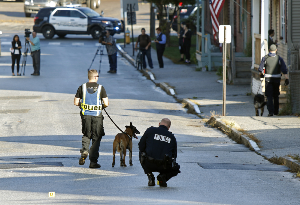Portland Police Search For Gilman Street Gunman, And