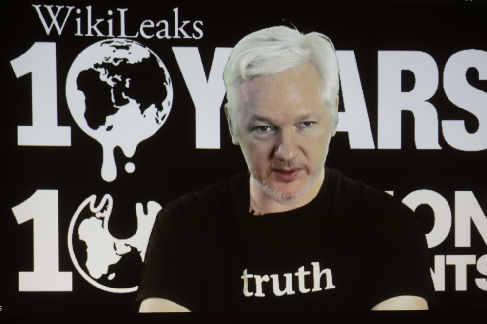WikiLeaks Supporters Claim They Broke The Internet