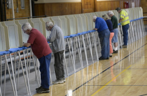 In the 2012 presidential election, Maine's voter turnout rate was sixth-highest in the country; that same year, turnout among Mainers age 18 to 29 lagged the 30-and-over rate by nearly 27 percentage points.