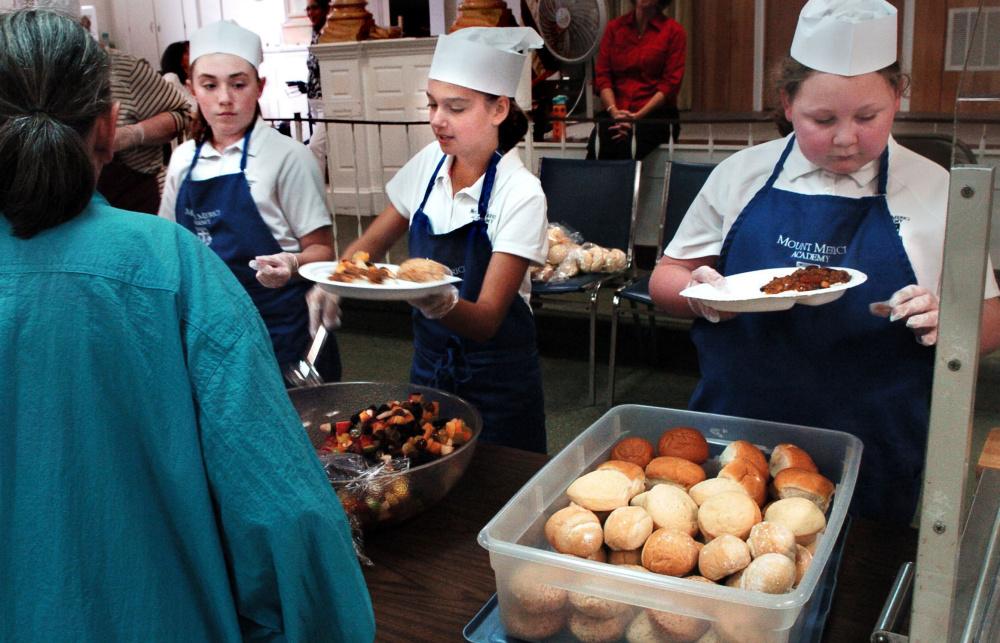 Volunteering Soup Kitchen Portland Maine