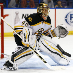 "Tuukka Rask has won all three games he has played this season for the Bruins, but did not dress on Saturday against Montreal to get a day of rest for what Coach Claude Julien termed ""general soreness."""