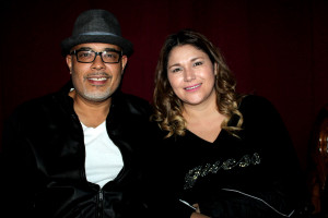 Jay and Karina Garcia of Portland attended the Indie Biz Awards.