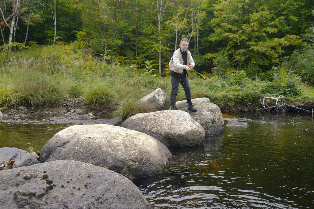 Cold Stream Forest Is A Rich Habitat For Wild Brook Trout