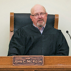 An online petition arguing Montana state District Judge John McKeon should be impeached has gathered more than 82,000 signatures in just over a week.Teresa Getten/Havre Daily News via Associated Press