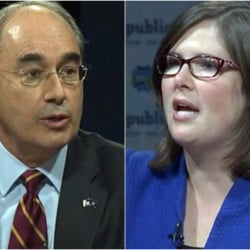poliquin-cain-debate
