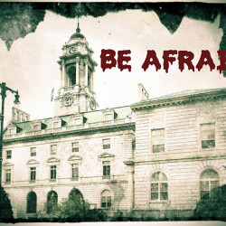 Portland City Hall Photo by Derek Davis/Staff Photographer creepy graphics by Aimsel Ponti