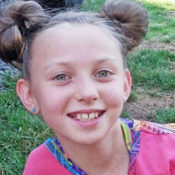 Piper Lowery, 12, died in January  from complications from the flu. Photo courtesy of Pegy Lowery via The Washington Post