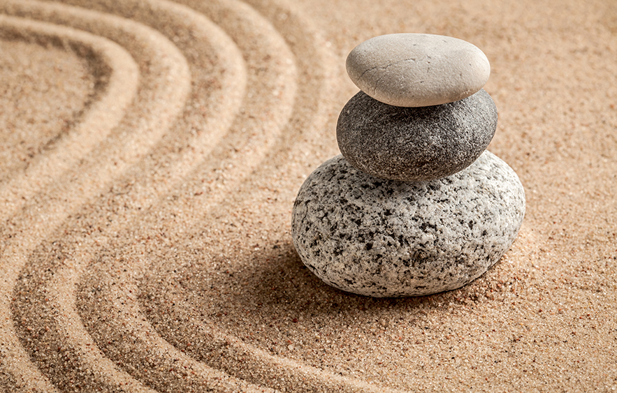 Research studies have shown that meditation does reduce stress, and even more so, a Harvard neuroscientist found in 2015 that it can actually change the brain by thickening several areas, including one region that deals with mind wandering and self-relevance. Shutterstock/f9photos
