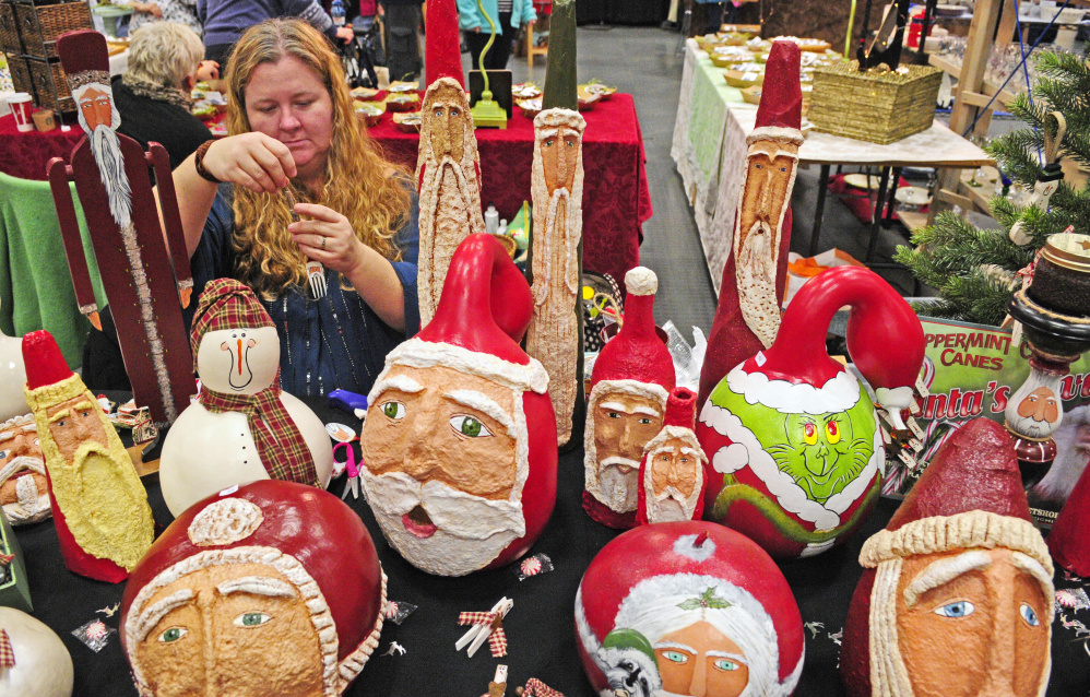 Augusta Maine Craft Fair Civic Center