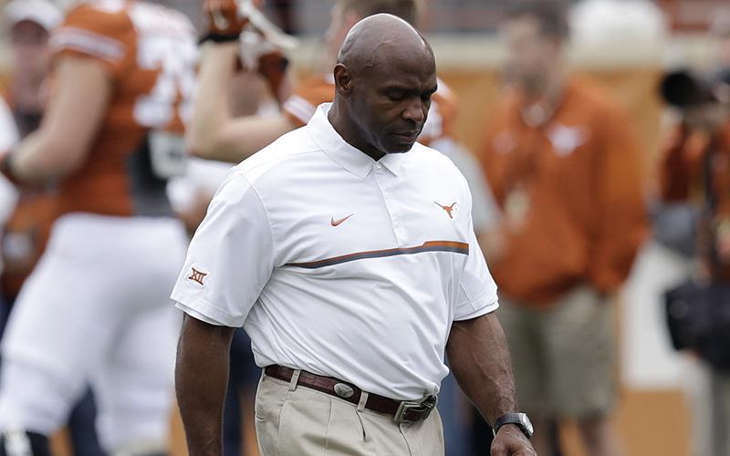 709e5bcfeb wtop.com Texas has  let go  football coach Charlie Strong